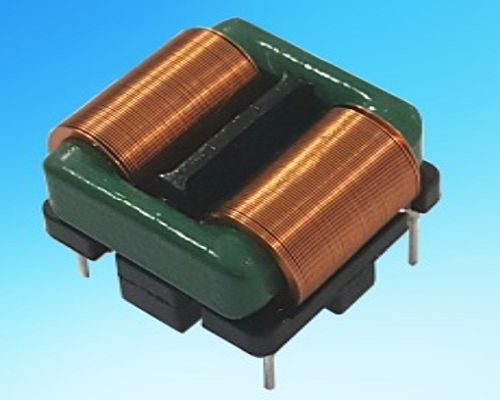 Common mode platy cabel inductor apply for height limited place, which with strict safety standard
