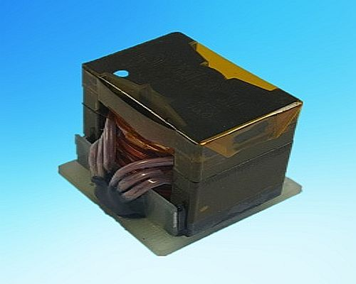Vehicle-Mounted high power planar transformer 100kHz to 200kHz