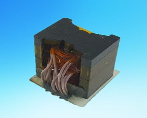 Vehicle - Mounted high power planar transformer, Max output - 1200W, frequency range 50kHz to 200kHz